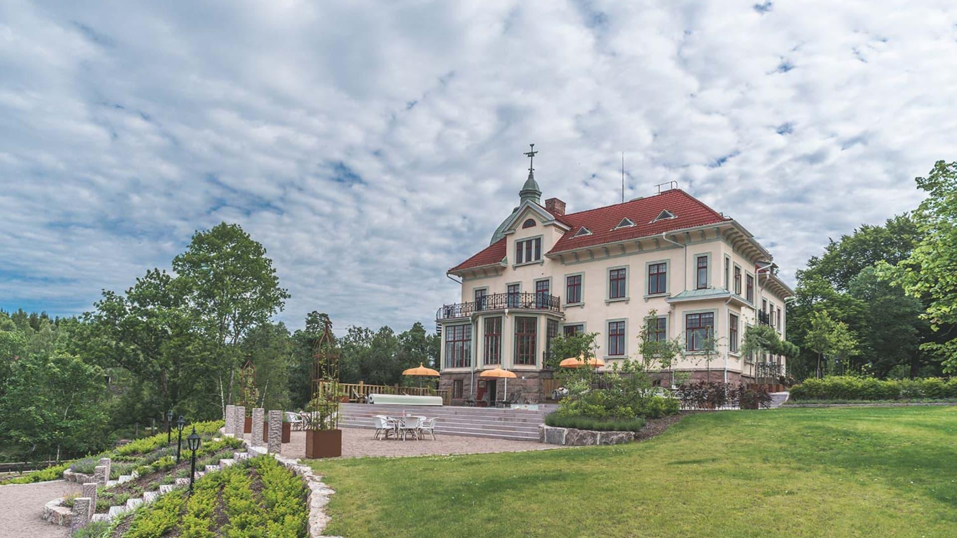 Villa Strömsfors
