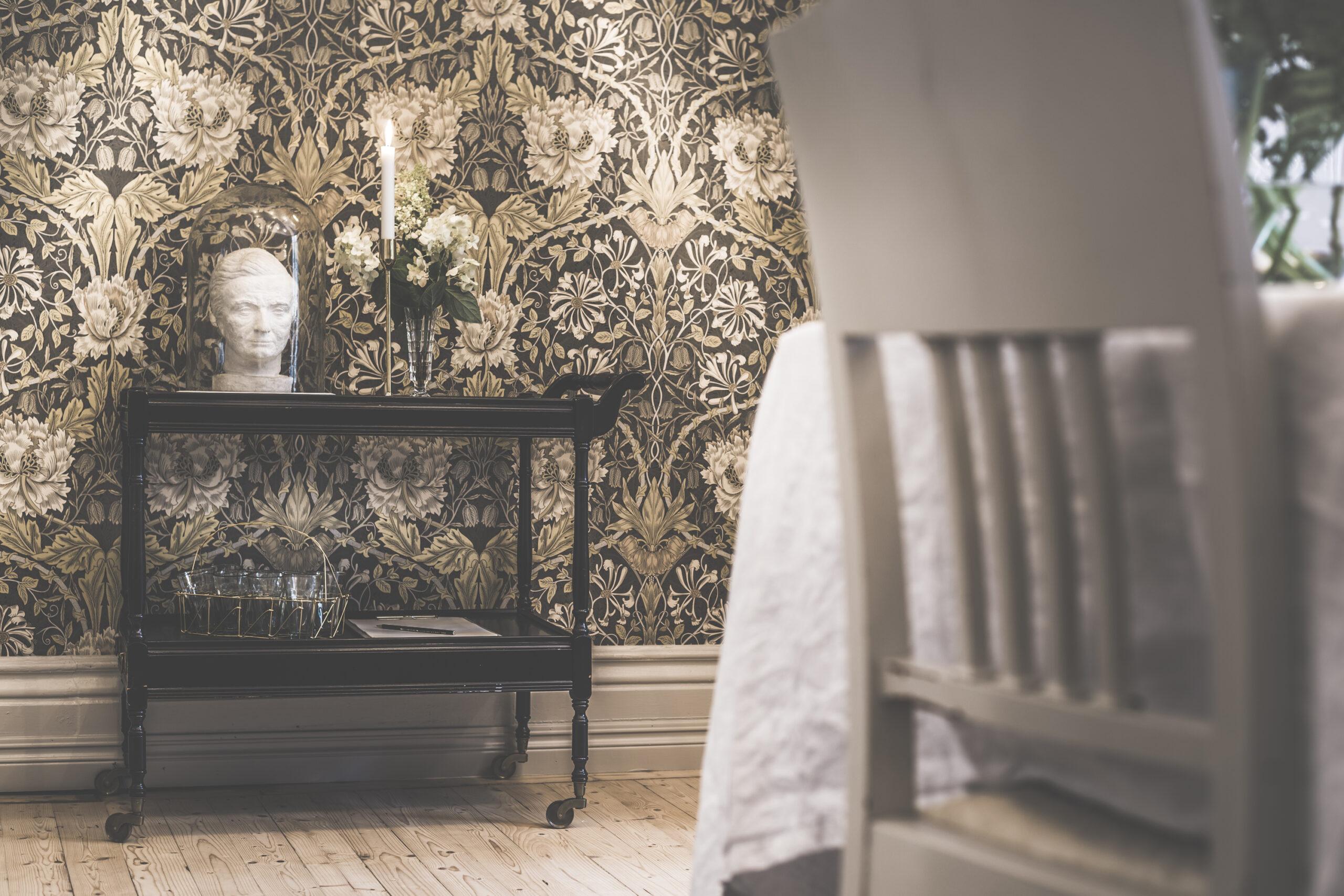 Detaljbild villa Strömsfors